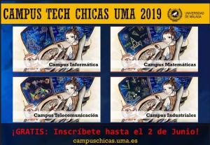 Campus Tech Chicas UMA 2019